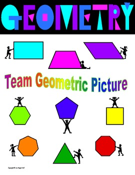 Geometry Team Geometric Picture Activity