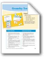 Geometry Terms