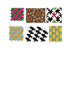 Geometry Tessellation Project