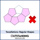 Geometry: Tessellations 1 - Regular and Semi Regular Polyg