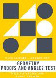 Geometry Test