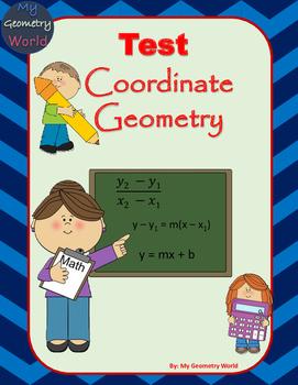 Geometry Test: Coordinate Geometry