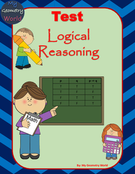 Geometry Test: Logical Reasoning