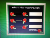 Geometry Test Prep SmartBoard for Grades 3 and 4