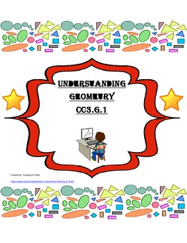 Geometry- The Common Core Way