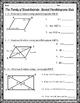 Quadrilaterals - The Family of Quadrilaterals: Special Parallelograms Quiz