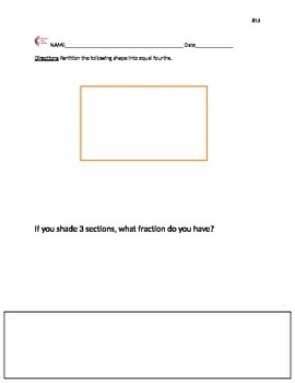 Geometry Third Grade Common Core Math Worksheets
