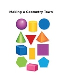 Geometry Town CCSS
