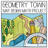 Geometry Town- Math Activity