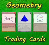 Geometry Trading Cards