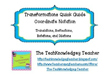 Geometry Transformation Quick Guide