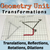 Geometry Unit 4 Transformations