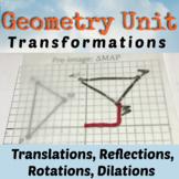Geometry Transformations | Geometry Curriculum
