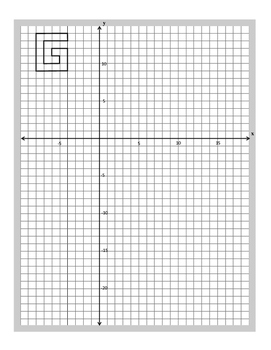 Geometry: Transformations Art Project