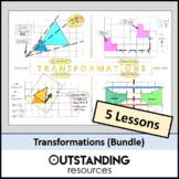 Transformations BUNDLE (5 Lessons)