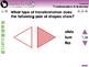 Geometry: Transformations & Symmetry - Practice the Skill 1 - MAC Gr. PK-2