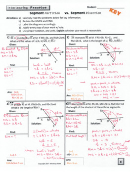 Geometry Regents Prep:Triangles_ Angles,Sides,Bisectors~Targeted Practice