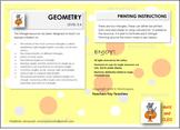 Geometry - Triangles - Level 3-4