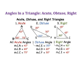 Geometry Triangles PowerPoint