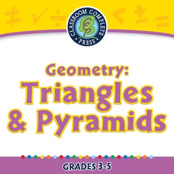 Geometry: Triangles & Pyramids - MAC Gr. 3-5