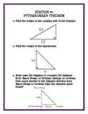Geometry Trigonometry Stations Review