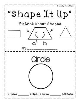 Geometry Unit 2-D and 3-D Shapes: CCS Aligned