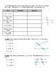 Geometry - Unit 3 - Parallel and Perpendicular Lines