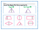 Geometry Unit / Activity Packet