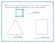 Geometry Unit / Activity Packet