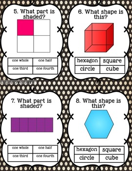 Geometry Unit {Differentiated, Games, Anchor Charts, and More}