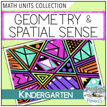 Geometry Unit - Kindergarten FDK (Google Drive file)