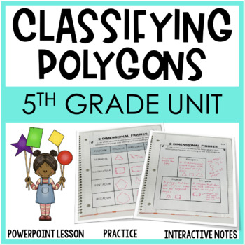 Geometry Unit: Lessons, Interactive Notes, Games, Task Cards, and More!