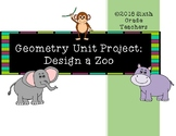 Geometry Unit Project: Design a Zoo