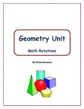 Geometry Unit Rotations