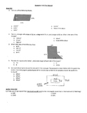 Geometry Unit Test Grade 6 Unit 5