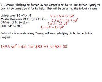 Geometry Unit Worksheet packet