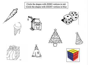 Geometry Unit- booklets, extra work, quiz/test