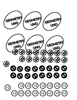 Geometry Uno Printer Pieces