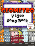 Math Songs: Geometry Video Song Book