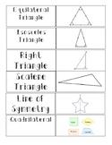 Geometry Vocab Memory Review Game