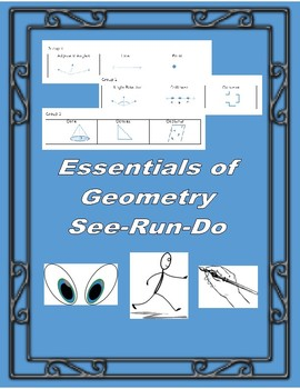 Geometry Vocab See-Run-Do