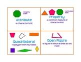 Geometry Vocabulary