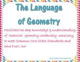 Geometry Bundle: Games, Activities, Digital, Interactive V