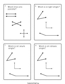 Geometry Inclusion Class Resource