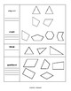 Geometry Vocabulary - Vocabulario de Geometría