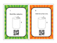 Geometry Volume and Surface Area Task Cards with QR Codes