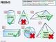 Geometry: Volume 1 - Volume of Prisms (+ worksheet)