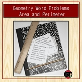 Geometry Word Problems |  Area and Perimeter