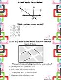 Geometry Word Problems **TEKS Aligned**