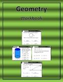 Geometry Workbook (2018)